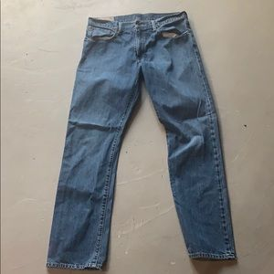 Polo By Ralph Lauren Straight Fit Jeans